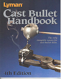 Lyman 4th Edition Cast Bullet Reloading Manual